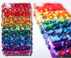 Rhinestone Jewel Hard Case for iPhone 4