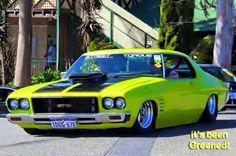 Receive wonderful pointers on muscle cars. They are accessible for you on our si… - Cars World Australian Muscle Cars, Aussie Muscle Cars, American Muscle Cars, Holden Muscle Cars, Holden Australia, Holden Monaro, Off Road, Hot Rides, Us Cars