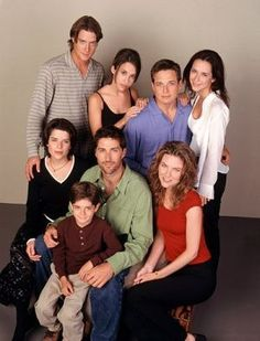 Party of Five was first released from September 12, 1994, until May 3, 2000.. it aired for 6 seasons.
