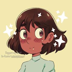 connie new haircut by cutenightmare | Steven Universe | Know Your Meme