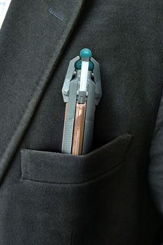 ThinkGeek :: Sonic Screwdriver Programmable TV Remote -- Might need two, so Jordan and I can each have our own!