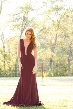 Jovani Fashions gown from #GlitzNash @GlitzNash (Adam Sanner Photography) (Hair Kyle Kressin; MUA Tara Thomas; Model Madalyn Vines) (Wilson Family Farm, Tennessee) http://glitznashville.com