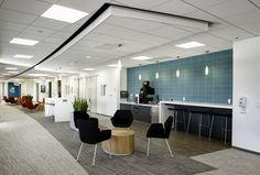 Quidel Kitchen designed by #WareMalcomb #interiordesign #kitchen