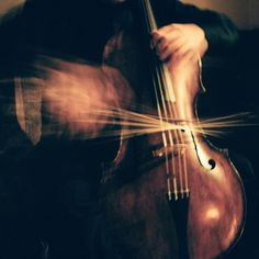 There were moments, later on, that had the wild passion of violins.