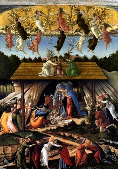 Botticelli, Nativity