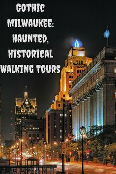 Anna Lardinois tingles the spines of locals and visitors to Milwaukee through her haunted, historical walking tours known as Gothic Milwaukee. She is the creator of the self-guided walking tour collections Walking Milwaukee: Downtown Edition and Walking Milwaukee: Tosa Edition. The former English teacher is an ardent collector of stories, an avid walker, and a sweet treat enthusiast.