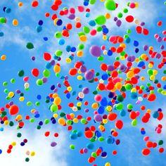 Jesus' Ascension Balloon Release! (#61)