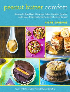 Giveaway: 'Peanut Butter Comfort' Cookbook by Averie Sunshine