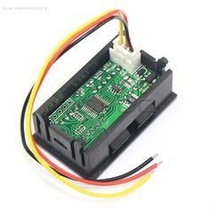 Готовые решения на STM8s для своих переделок (LED вольтметры) от 60р. / Блог им. selevo / Сообщество EasyElectronics.ru Arduino, Arm, Arms