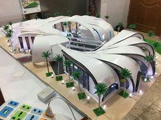 backyard design – Gardening Tips Maquette Architecture, Concept Models Architecture, Landscape Architecture Design, Futuristic Architecture, Concept Architecture, Sustainable Architecture, Amazing Architecture, Interior Architecture, Barcelona Architecture
