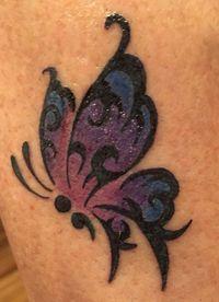 12+ Semicolon Butterfly Tattoos
