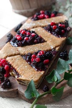 Wild berries tart (2)
