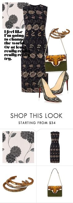 """""""dress"""" by masayuki4499 ❤ liked on Polyvore featuring Pippa, Givenchy and Christian Louboutin"""