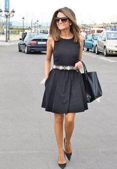 O Pequeno vestido Preto