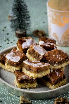 Christmas Deserts, Christmas Breakfast, Christmas Baking, Biscuit Bar, Biscuit Cookies, Christmas Biscuits, Christmas Cookies, Cute Bakery, Pancakes From Scratch