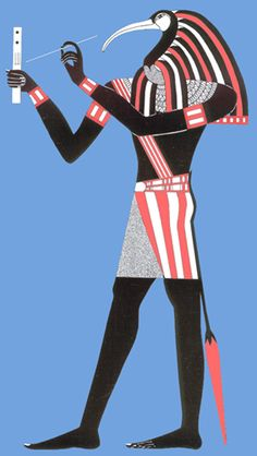 """ANCIENT EGYPT : Greek Hermes or Egyptian Thoth.  The ancient Egyptians called themselves """"The Children of Annu"""" or the Annunaki of ancient Sumer - Those Who From Heaven Came.  According to ancient texts, after the flood, those that survived settled in Egypt. Thoth is associated with the Sumerian Ningishzidda, son of EA (pronounced EYE - AH), who provided the Y Chromosome that led to the successful creation of a man capable of producing offspring, after many failed attempts"""