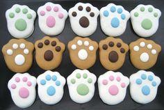 Gourmet Dog Treats  Peanut Butter Paws