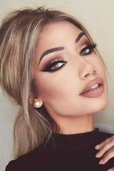 Smokey Eye Makeup Ideas 3735