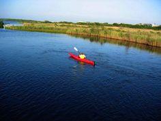 Salt Pond Kayaking, Charlestown, RI