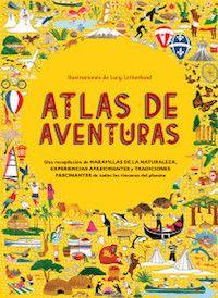 Un libro para descubrir rincones por todo el mundo; para leer, jugar y viajar por más de treinta países.