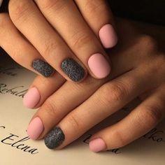 Nail Art For Short Nails Matte