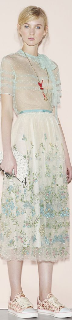 Red Valentino - SPRING 2016 READY-TO-WEAR