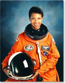 Mae C. Jemison became the first female African-American space traveler in the United States, according to NASA.