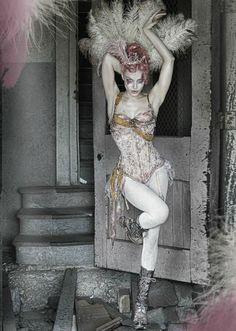 Showtime...Burlesque