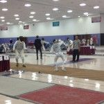 #Fencing at the 2012 Sunshine State Games- Polk County Festival, Lakeland, Florida