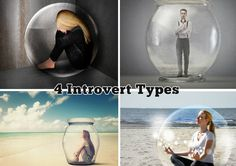 4 introvert types... which type are you?