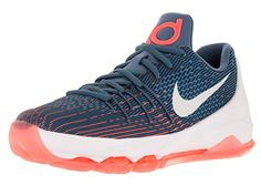 amazing Nike Kids KD 8 (GS) Basketball Shoe
