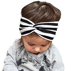 FEITONG(TM) 2015 New Baby Girls Elastic Stripe Cross Cute Beautiful Headband Baby Hair Accessories (Black), http://www.amazon.com/dp/B011AWGG4A/ref=cm_sw_r_pi_awdm_WqLSwbGS6JYTM