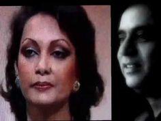 Chitra singh's emotions for Jagjit Singh (A tribute) gazal king Jagjit Singh, Modern India, Bollywood Songs, World Music, Thing 1 Thing 2, Ash, Singers, Hacks, King