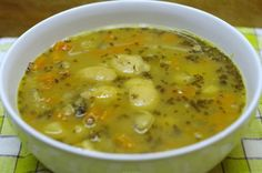 B Food, Polish Recipes, Cheeseburger Chowder, Food And Drink, Soup, Snacks, Dinner, Drinks, Cooking