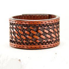 Joyería de cuero puños de muñeca bandas pulseras  brazalete