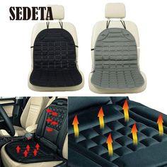 12-24 v auto ispessimento auto vehicle sedili heater riscaldata scaldino di inverno cuscino
