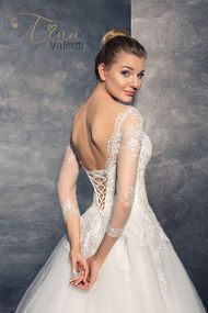 wedding dress Violeta Каталог, страница товара — Tina Valerdi
