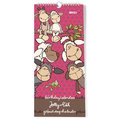 Granny Mäh Birthday Calendar @ SheepTight