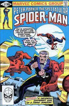 Spectacular Spiderman 57