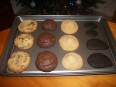 It's Bake Cookies Day!! What's your favorite kind of cookie?!