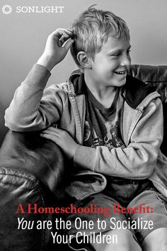 """When parents mention they are thinking about homeschooling, the most common question they hear is """"But what about socialization?"""" I think this question means, """"How will your children know how to act around others, if they only interact with your … Continue reading →"""