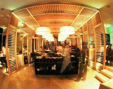 Herbert Samuel restaurant, Tel Aviv, Israel