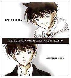 Detective Conan & Kaito Kid