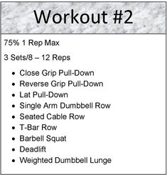 Lose Weight & Gain Muscle In Fewer Workouts Weight Lifting Workouts, Strength Training Workouts, Training Tips, Gym Workouts, At Home Workouts, Weights Dumbbells, Barbell Squat, Wellness Fitness, Gain Muscle