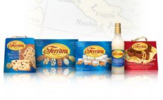 Cento is proud to provide many of these same quality Ferrara products. From its famous torrone nougat to pasta, Ferrara offers an extensive variety of Italian specialty foods. Ferrara's signature confectionary items include baba cakes, panettone, frozen sfogliatelle, and cannoli cream.