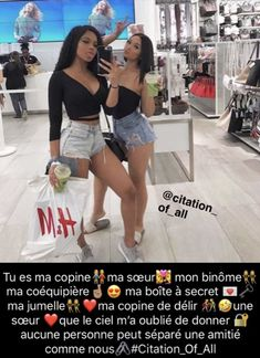 Sis for lifeUyy❤👅🔐 – Flachmiracle Myriame Sis for lifeUyy❤👅🔐 – Flachmiracle Myriame – Bff Quotes, Best Friend Quotes, Best Friend Goals, My Best Friend, Best Freinds, Best Friends Forever, Mma, Snapchat Story Questions, Best Friend Drawings