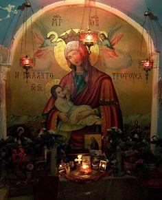 Coptic icon.