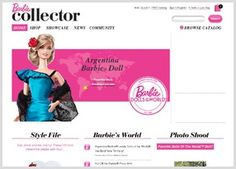The Barbie Collection Coupons and Promo Codes 2019 Barbie Collector, The Collector, Store Coupons, Addiction, Coding, Style, Swag, Outfits, Programming