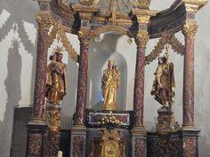 Imatges de Maria: Santa Maria del Mercadal (Castellnou dels Aspres, ...