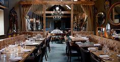 Francisco Segarra. Mobiliario para decoración de bares y restaurantes.